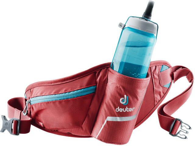 Deuter Pulse 1 Hip Bag cranberry